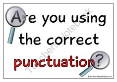 check my punctuation online free
