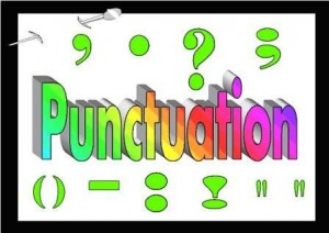 sentence punctuation checker