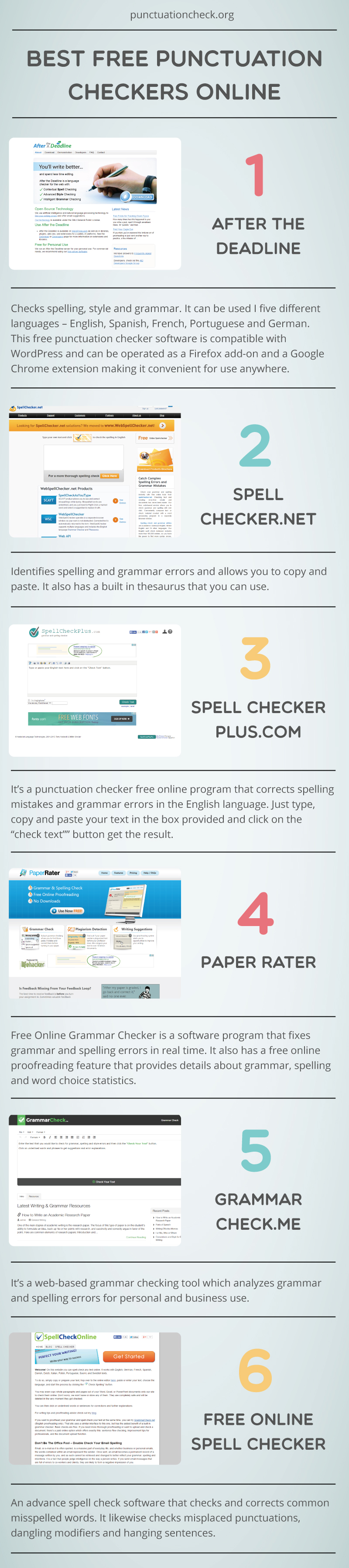 best free punctuation checker