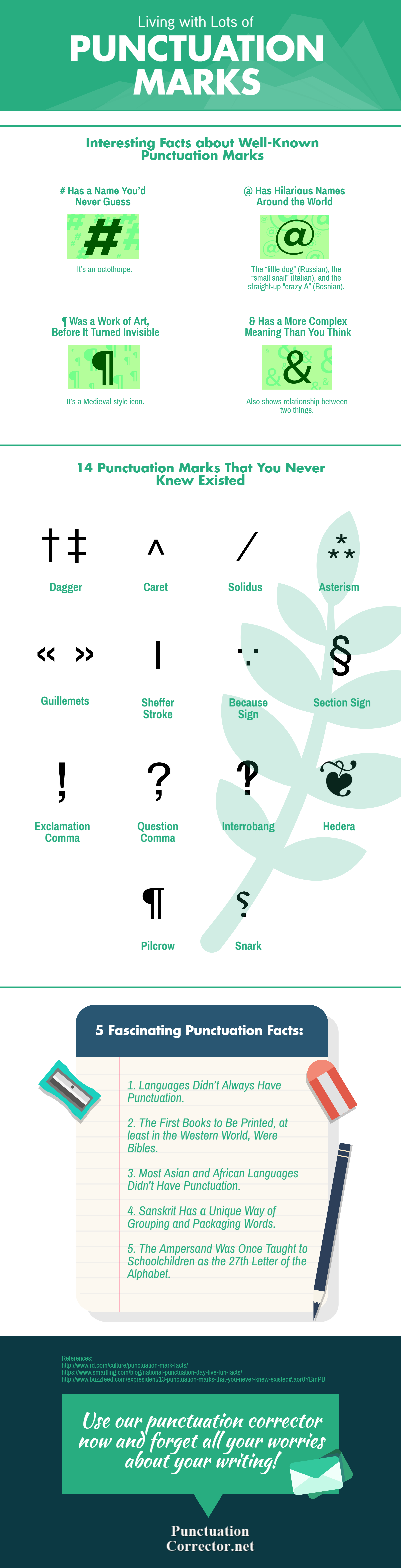 english punctuation marks