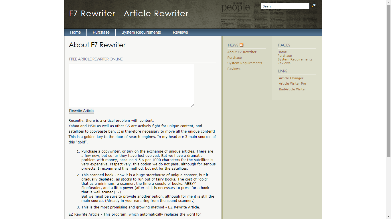 ezrewrite.com review