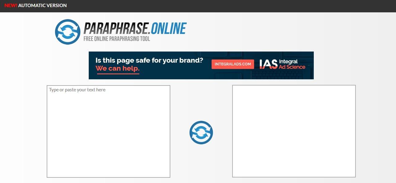 paraphrase.online review