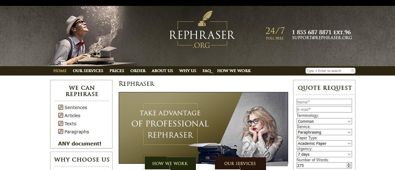 rephraser.org review